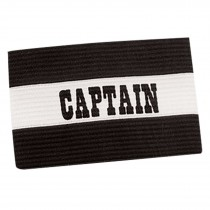 Captain's Arm Band Black/White