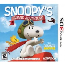 PEANUTS MOVIE:SNOOPYS GRAND ADVENTURE