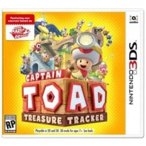 CAPTAIN TOAD: TREASURE TRACKER-NLA