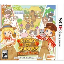 STORY OF SEASONS:TRIO OF TOWNS