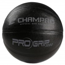 ProGrip 3000 High Performance Basketball; Regulation; Black/Optic Graphite