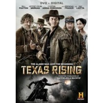TEXAS RISING (DVD) (WS ENG 5.1 DOL DIG 3DISCS)