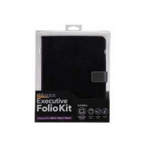 IPAD EXECUTIVE FOLIO PROTECTION KIT (BLACK)-NLA