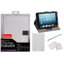IPAD EXECUTIVE FOLIO KIT (WHITE) (FOR IPAD AIR)-NLA