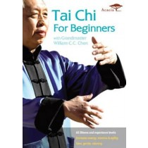 TAI CHI FOR BEGINNERS (DVD WM CC CHEN)