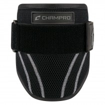 Batter's Elbow Guard; Black; Youth