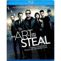 ART OF THE STEAL (BLU-RAY/WS)