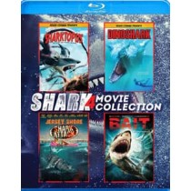 Shark 4-Movie Collection