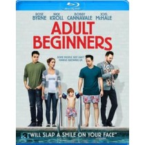 ADULT BEGINNERS (BLU-RAY)