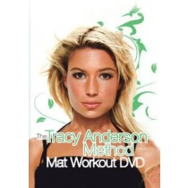 TRACY ANDERSON METHOD-MAT WORKOUT (DVD)