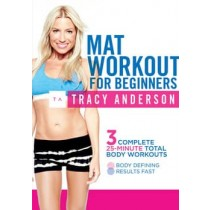 Tracy Anderson: Mat Workout for Beginners