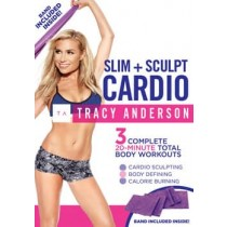 Tracy Anderson: Slim & Sculpt with Band