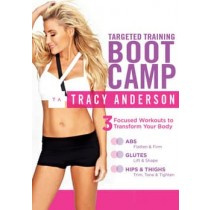 TRACY ANDERSON-TARGETED TRAINING BOOT CAMP (DVD)