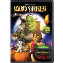 SCARED SHREKLESS (DVD/WS)