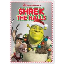 SHREK THE HALLS (DVD) (WS FF)