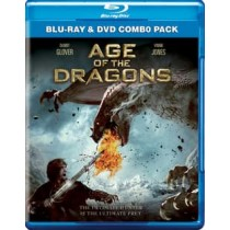 AGE OF THE DRAGONS BLU RAY/DVD COMBO-NLA