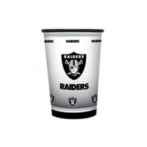 NFL CUP OAKLAND RAIDERS 2-PACK (20 OUNCE)-NLA