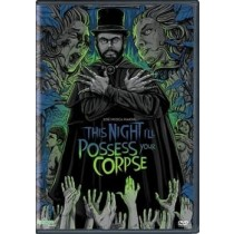 THIS NIGHT ILL POSSESS YOUR CORPSE (DVD) (PORTUGESE W ENG SUB)