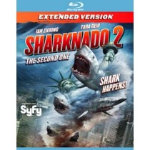 SHARKNADO 2-SECOND ONE (2014 BLU-RAY)