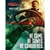 LAST SHARKNADO-ITS ABOUT TIME (BLU-RAY)