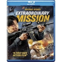 EXTRAORDINARY MISSION (BLU RAY) (WS 2.35:1)
