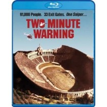 TWO MINUTE WARNING (BLU RAY) (WS)