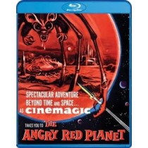 ANGRY RED PLANET (BLU RAY) (WS/1.66:1)