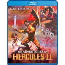 ADVENTURES OF HERCULES II (BLU RAY) (WS 1.85:1)