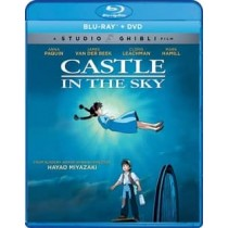 CASTLE IN THE SKY (BLU RAY/DVD COMBO) (2DISCS/1.85:1/ENG/ENG SDH/2.0)