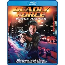 DEADLY FORCE (BLU-RAY WS)