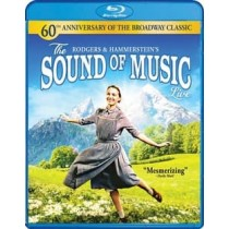 SOUND OF MUSIC-LIVE (BLU-RAY)
