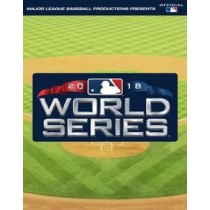 MLB-2018 WORLD SERIES (BLU RAY DVD COMBO)