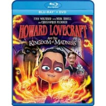 HOWARD LOVECRAFT AND THE KINGDOM OF MADNESS (BD DVD DIGITAL WS FF 1.78:1)