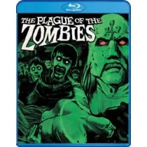 PLAGUE OF THE ZOMBIES (BLU-RAY WS)