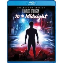 10 TO MIDNIGHT (COLLECTORS EDITION BLU-RAY WS)