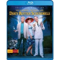 DIRTY ROTTEN SCOUNDRELS-(COLLECTORS EDITION BLU-RAY WS)