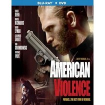 AMERICAN VIOLENCE (BLU RAY DVD COMBO) (WS 1.78:1 2DISCS)