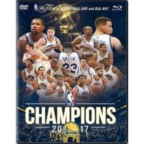 NBA CHAMPIONS 2016-2017 (BLU RAY/DVD COMBO) (2DISCS/WS/GOLDEN STATE)