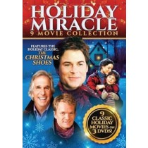 HOLIDAY MIRACLE 9 MOVIE COLLECTION (DVD)