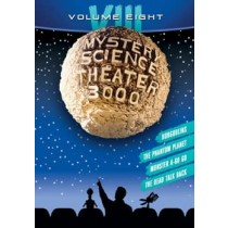 MYSTERY SCIENCE THEATER 3000 VIII (DVD)