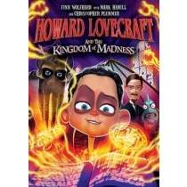 HOWARD LOVECRAFT AND THE KINGDOM OF MADNESS (DVD WS FF 1.78:1)