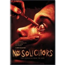 NO SOLICITORS (DVD) (WS)                                      NLA