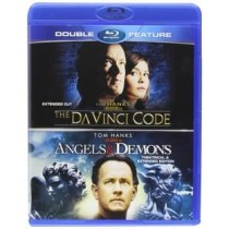 ANGELS & DEMONS DA VINCI CODE (DVD) (DOUBLE FEATURE 2DISCS)