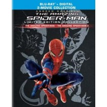 AMAZING SPIDERMAN AMAZING SPIDERMAN 2 (BLU RAY) (LE) (3DISCS)