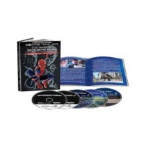 AMAZING SPIDERMAN AMAZING SPIDER-MAN 2 GIFT SET (BLU RAY 4K-UHD UV)
