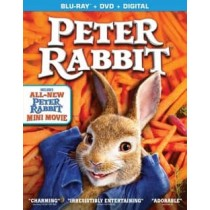 PETER RABBIT (BLU RAY DVD W DIGITAL)