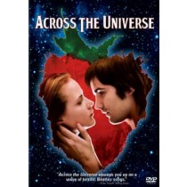 ACROSS THE UNIVERSE (SINGLE DISC VERSION) (DVD/WS 2.40 A/DD 5.1/ENG-FR-KO-C
