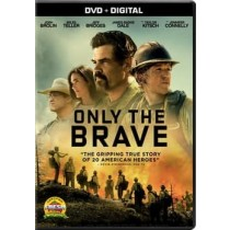 ONLY THE BRAVE (DVD) (2017 DOL DIG 5.1 WS 1.85)