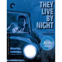 THEY LIVE BY NIGHT (BLU RAY) (WS 1.37:1 B&W)