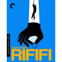RIFIFI (BLU-RAY 1955 B&W FF SGL DISC FRENCH ENG SUB REVISED PACKAGING)